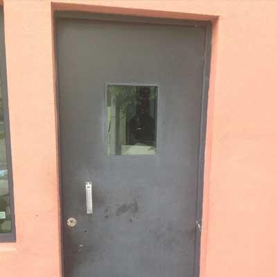 Porta blindada residencial preço